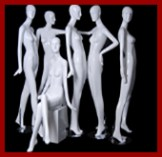Abstract Mannequins