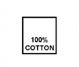 100% Cotton Woven Label
