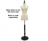 Female Display Torso  Form Size 2-4