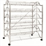 Double Sided Heavy Duty Shoe Rack