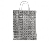 Cub Size Thank You Shopping Bag