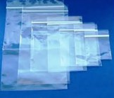 9 x 12 Lock Top Plastic Bag