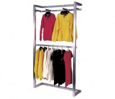 Alta Wall Unit-4 Foot Long with Hang Bars and Brackets