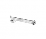 Chrome 14 Inches Long Extra Heavy Duty Hangrod Bracket