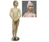 Unisex Children's Headless Mannequin