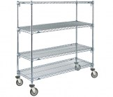 Metro Shelf Unit with Wheels