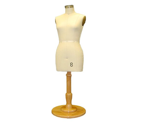 Size 8 Mini Dressmaker Form